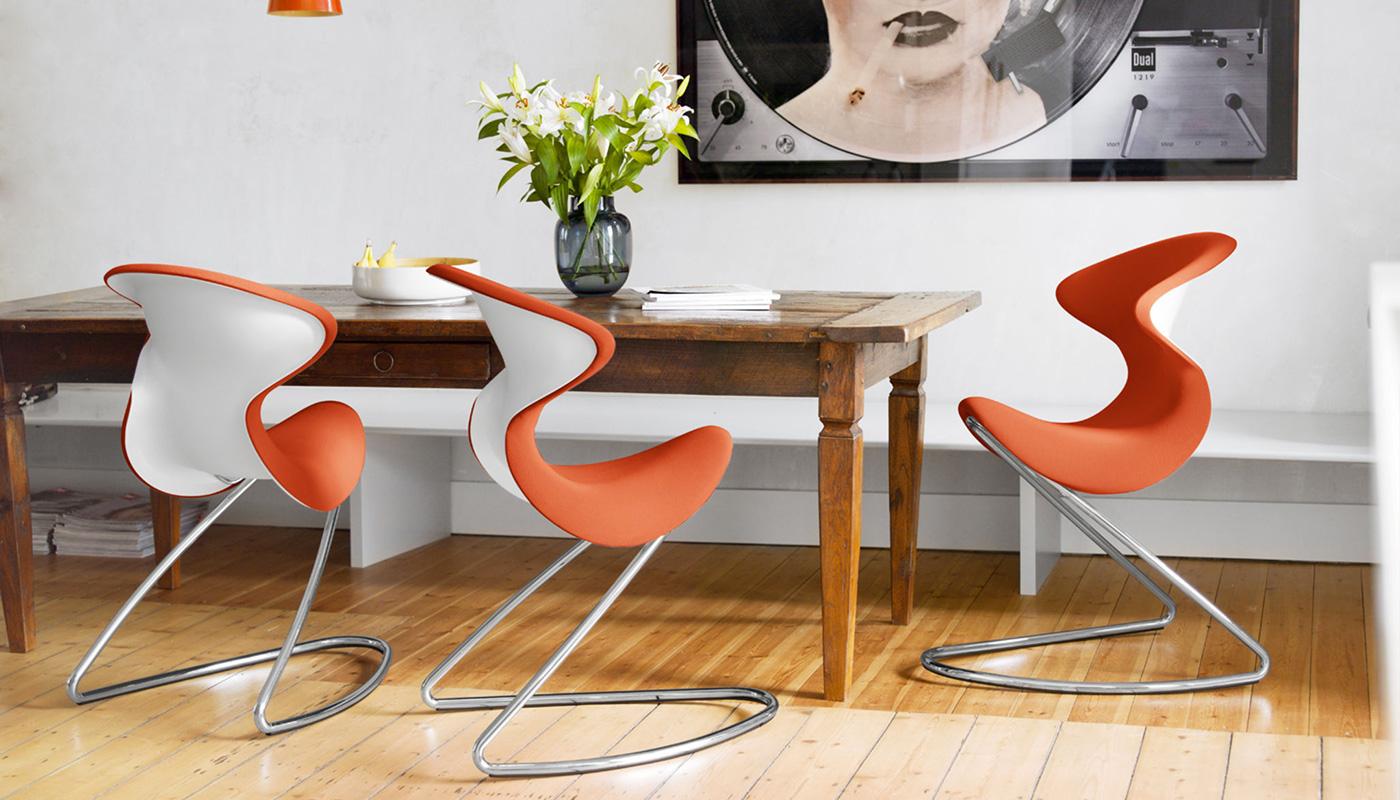 Besser arbeiten mit ergonomischen Stühlen